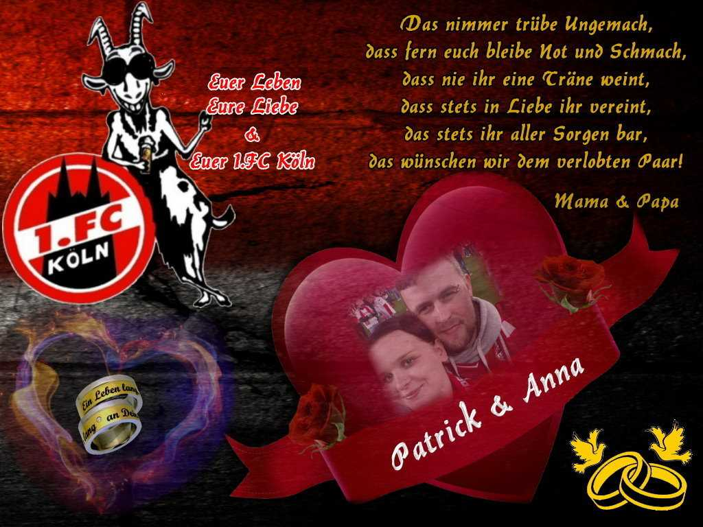 Verlobung Patrick und Anna